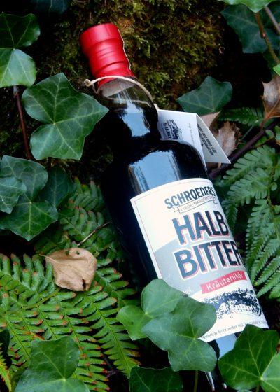 Der Halbbitter ist nicht zu bitter, nicht zu süß - sehr ausgewogen im Geschmack.